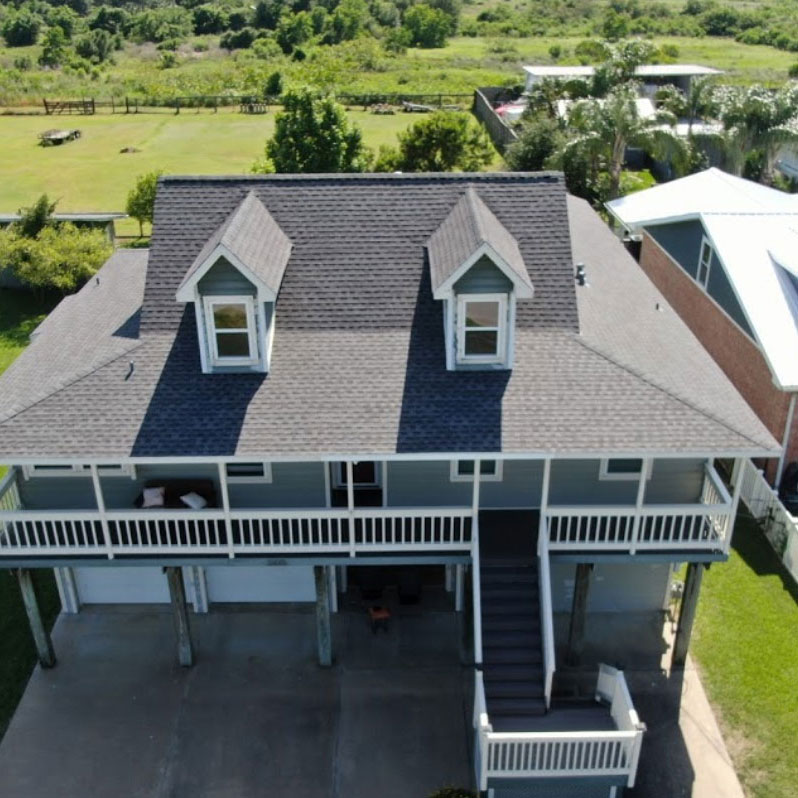 Residential  Roofing with Asphalt Shingles